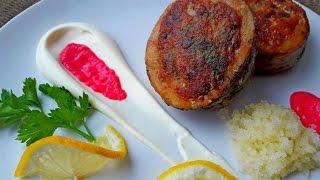 Щука Фаршированная / Рыбные Котлеты / Котлеты Банкетные  / Fish burgers