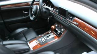 2004 Audi A8 3.0 TDI Quattro Tiptronic Review,Start Up, Engine, and In Depth Tour