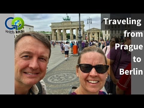 Traveling From Prague To Berlin