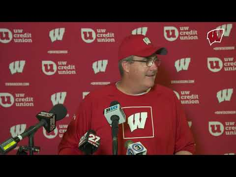 Paul Chryst Postgame Press Conference    10.09.21