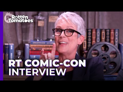 Halloween 2018 UNCUT ComicCon Interview  Rotten Tomatoes