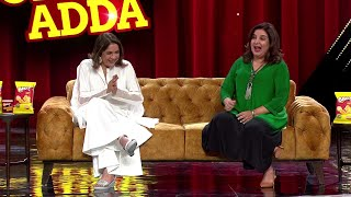 Funny times ahead with Neena Gupta and Farah Khan on Bingo! Comedy Adda.