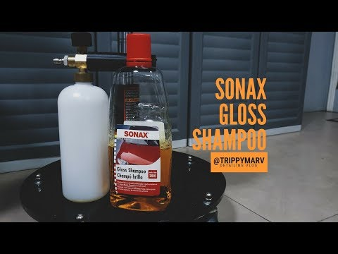 Sonax Gloss Shampoo