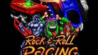 Paranoid Rock N Roll Racing