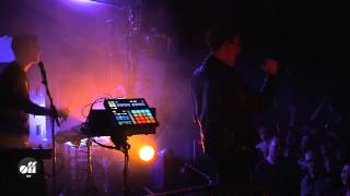 "OFF LIVE - Thomas Azier ""Red Eyes"""