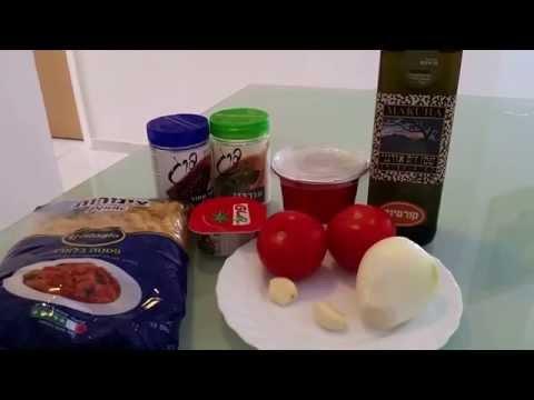 20.Томатный соус по-итальянски к пасте
