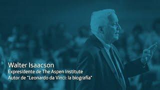 Tech & Society: Entrevista a Walter Isaacson   #TechSociety