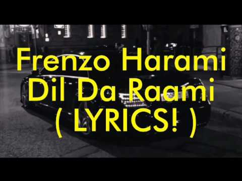Frenzo Harami -