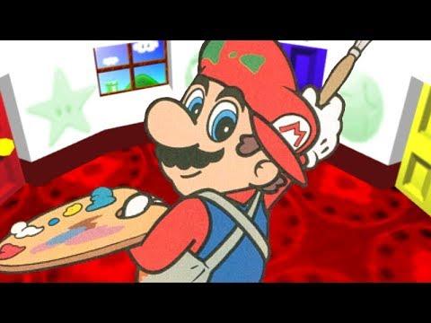 Mario Artist Paint Studio Download