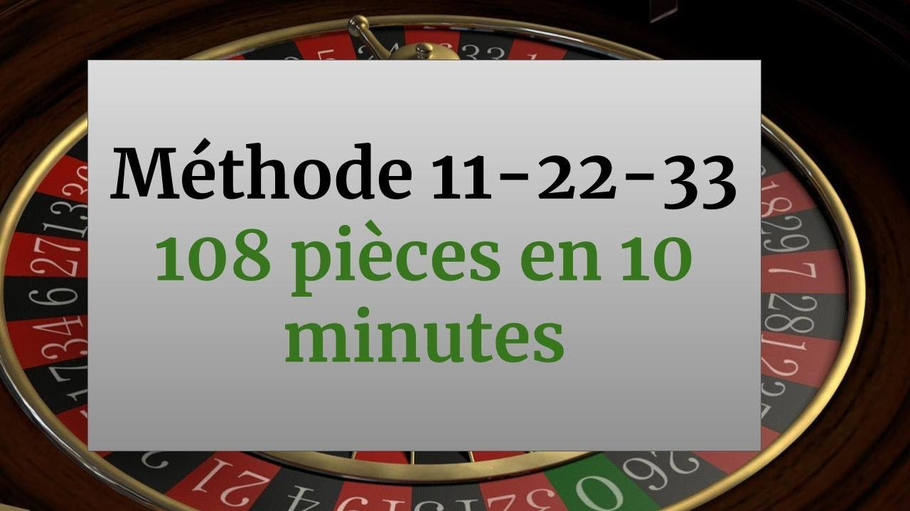 How do you play roulette game