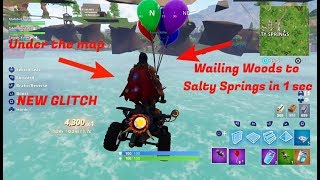 TRY THIS TELEPORTATION GLITCH NOW | FORTNITE BATTLE ROYALE
