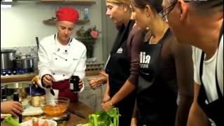 Кулинарные курсы с Юлией Высоцкой - Сезон 1 Выпуск 2