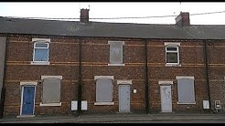 The ghost town where houses are on sale for 1 | Channel 4 News