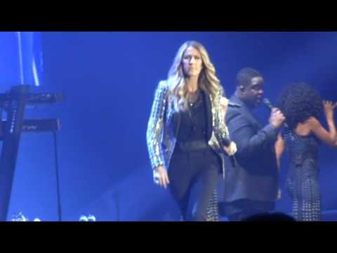 Celine Dion - I'm Alive - 2017 tour - Gelredome - The Netherlands