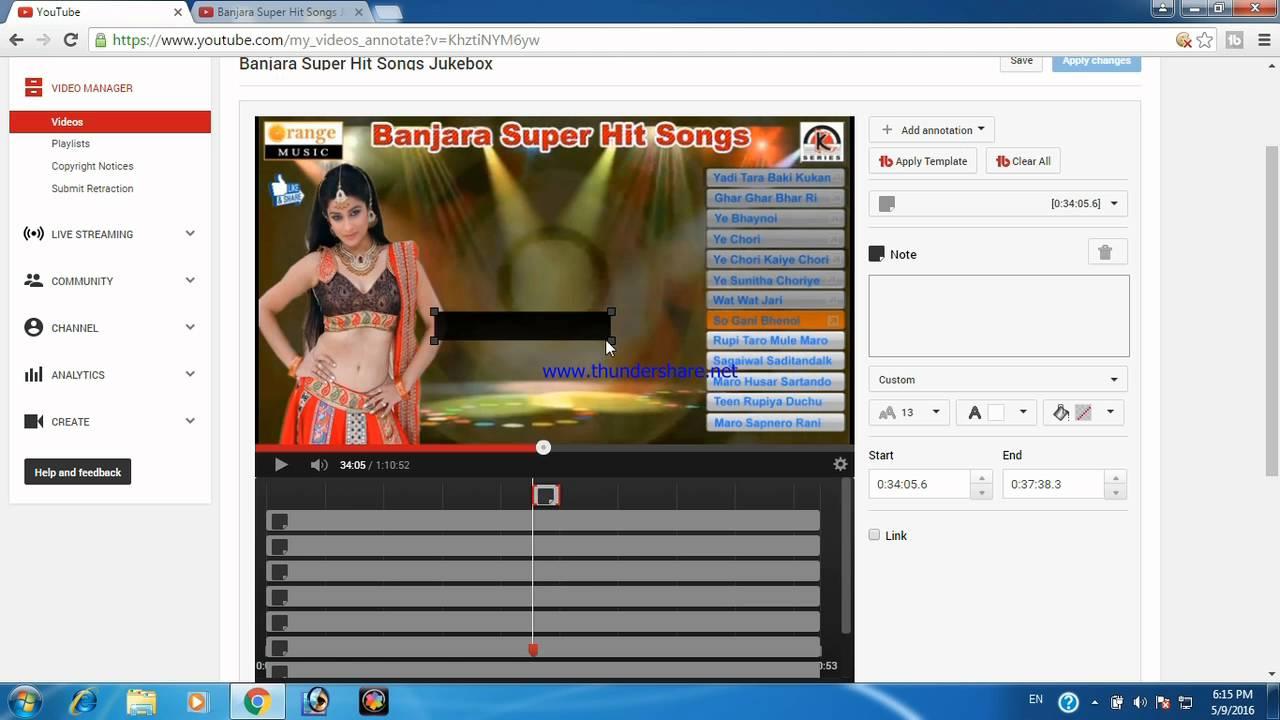 How To make Jukebox   Jukebox create in Hindi by Gajanan Dalpuse