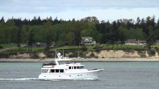 59' Selene trawler yacht