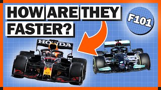 Why Red Bull Are Suddenly Faster Than Mercedes