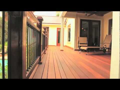 1x6 Cumaru Decking - Features & Benefits