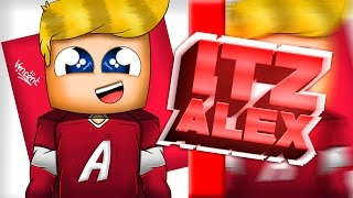 Speed art de minecraft para iTz Alex | Dibujos de minecraft [Android] [Sketchbook] #20