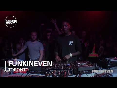 Funkineven Boiler Room x Budweiser Toronto DJ Set Mp3