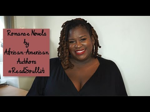Romance Novels By African-American Authors | #Readsoullit