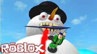 "[EL] Roblox ""NATAL PAGE YOU WANT TO KILL?!"" Évadez Santa Obby"
