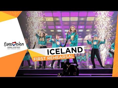 Daði og Gagnamagnið - 10 Years - First Rehearsal - Iceland ?? - Eurovision 2021