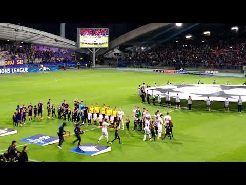 NK Maribor - Spartak Moscow (UEFA Champions League 2017/18)
