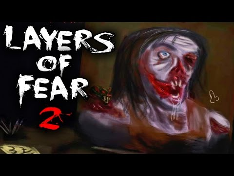 ¡SUSTOS BESTIALES! | Layers Of Fear - Parte 2