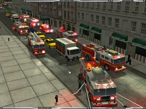 Emergency 4-- Manhattan Mod 3.0.5c (30 mintue gameplay)& ALL HANDS UNDERGROUND FIRE