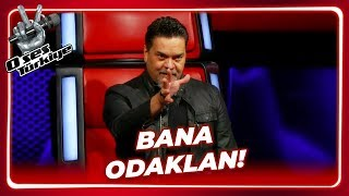 The tactics of Beyaz | The Voice Turkey | Episode 3