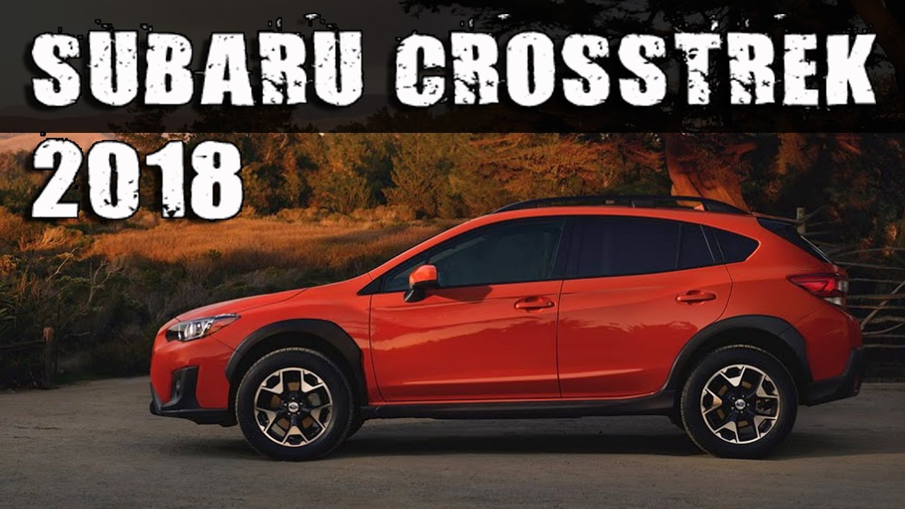 2018 subaru crosstrek red best new cars for 2018. Black Bedroom Furniture Sets. Home Design Ideas