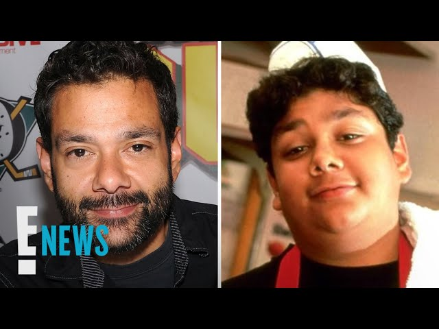 ""\""""Mighty Ducks"""" Star Shaun Weiss Gets New Sober Smile  E! News""
