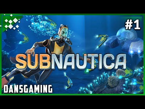 Let's Play Subnautica (Part 1) - Indie Alien Ocean Exploration Game