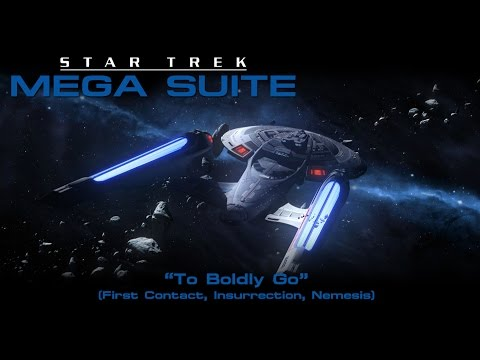 Star Trek Mega Suite 7: To Boldly Go