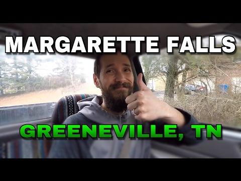 Margarette Falls - Greeneville Tennessee