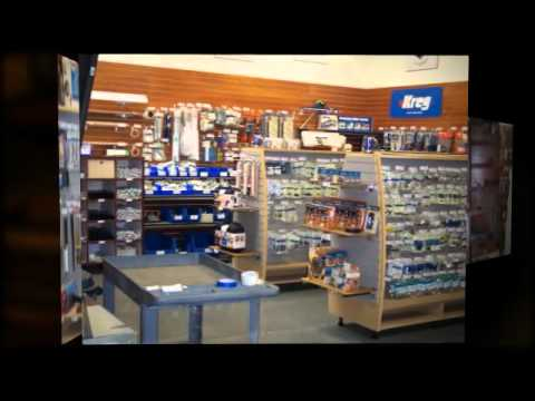 Edensaw Woods, Ltd Port Townsend Showroom Video