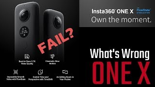Insta360 One X || What is Holding It Back from being THE BEST?