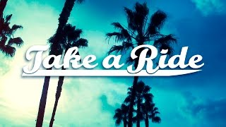🌑➤ OLDSCHOOL WEST COAST R&B Instrumental 🌴❝ TAKE A RIDE ❞🌴 Nate Dogg Type Beat by M.Fasol