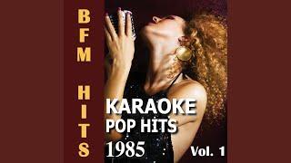 The Heat Is On (Originally Performed by Glenn Frey) (Karaoke Version)