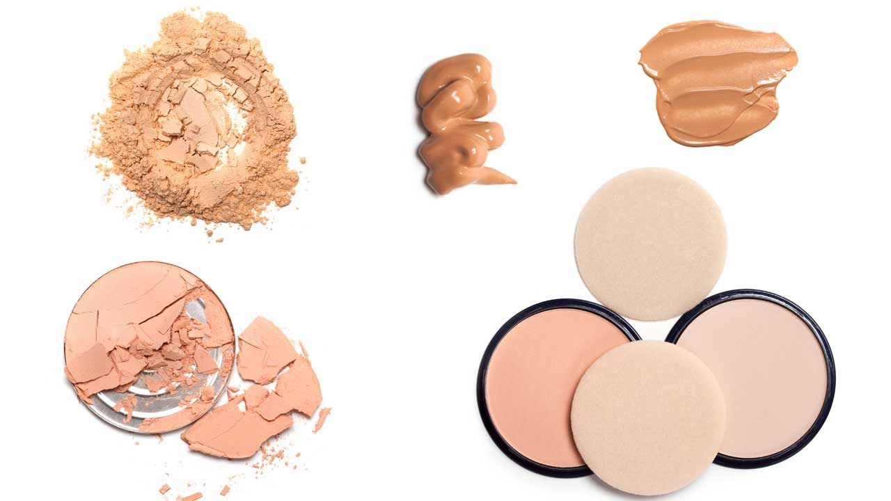How To Pick A Foundation For Oily Skin  Makeup Basics  Glamrs