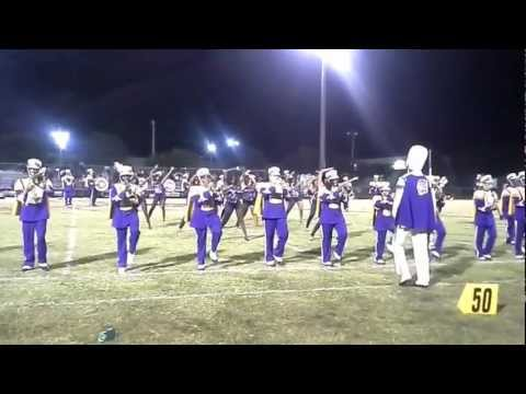 Boynton High School Halftime Show