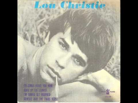 If My Car Could Only Talk To Me - Lou Christie