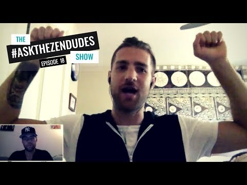 Stretch Marks, Fast Food, & Staying Lean | #ASKTHEZENDUDES 18