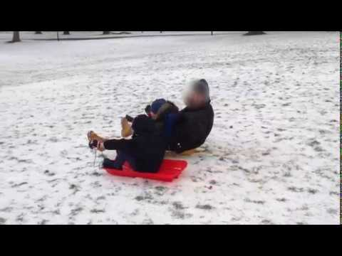 The Ultimate Sledge Ride