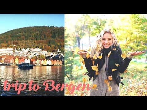 Trip to Bergen with Annijor   Cornelia