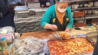 군포 전통시장 분식 맛집 (떡볶이, 순대, 김밥, 튀김…