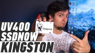 Kingston SSDNow UV400: народный SSD