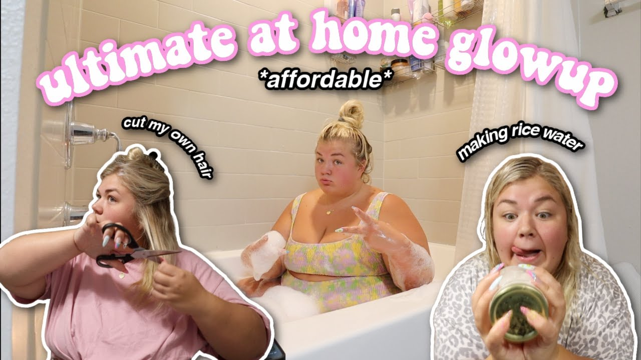 ULTIMATE GLOW UP FOR HOT GIRL SUMMER *at home & affordable*
