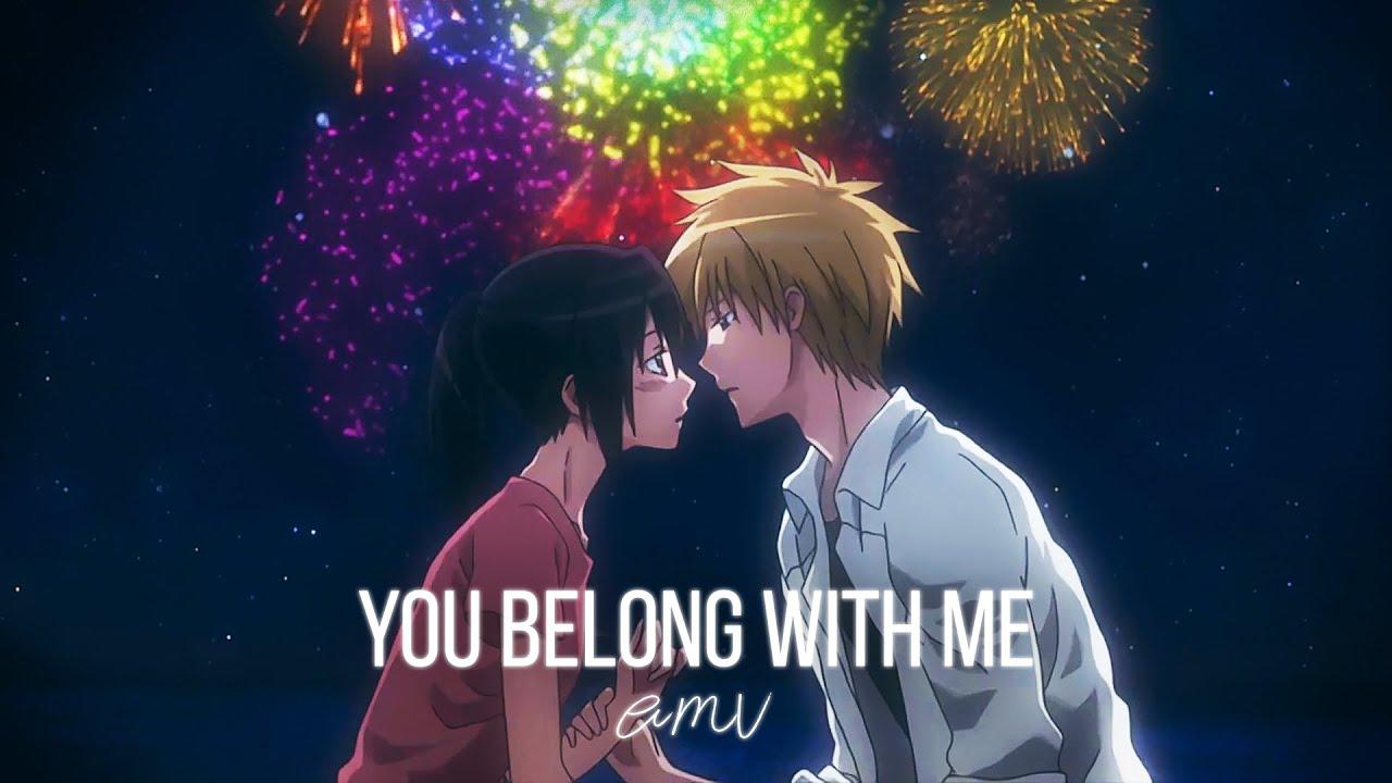 Maid Sama「AMV」- You Belong With Me